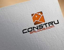 Nro 52 kilpailuun Design a Logo for CONSTRUSALDOS.COM käyttäjältä stojicicsrdjan