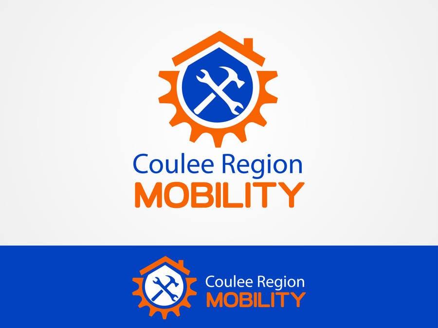 Inscrição nº 57 do Concurso para Design a Logo for Coulee Region Mobility