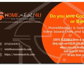 #11 för Design a Flyer for HomeMeals4u av tlacandalo