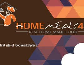 #3 for Design a Flyer for HomeMeals4u by brendasouza