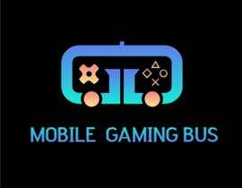 #48 for Names - MobileGamingBus - & - GameInBus — Need a logo designed for my gaming bus as photo shows, it needs to be clever and possibly include a PlayStation controller or similar kind of art by muketdhk