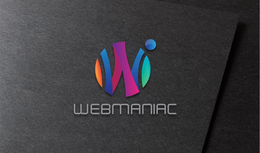 Konkurrenceindlæg #                                        41                                      for                                         Develop a Corporate Identity for webmaniac