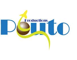 nº 50 pour Design a Logo for Pluto Productions par wnmmt