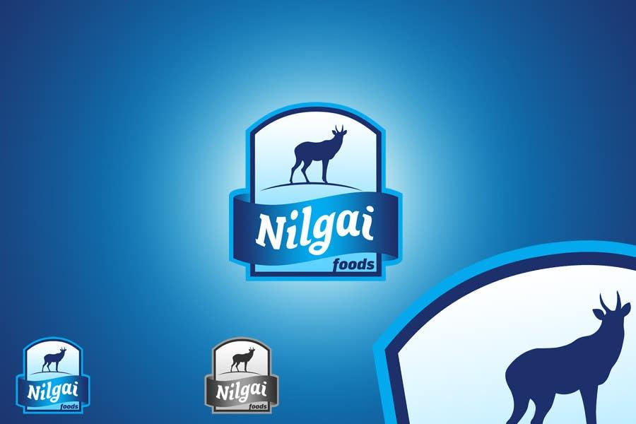 Contest Entry #127 for Logo Design for Nilgai Foods