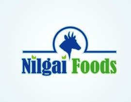 #405 для Logo Design for Nilgai Foods от desynrepublik