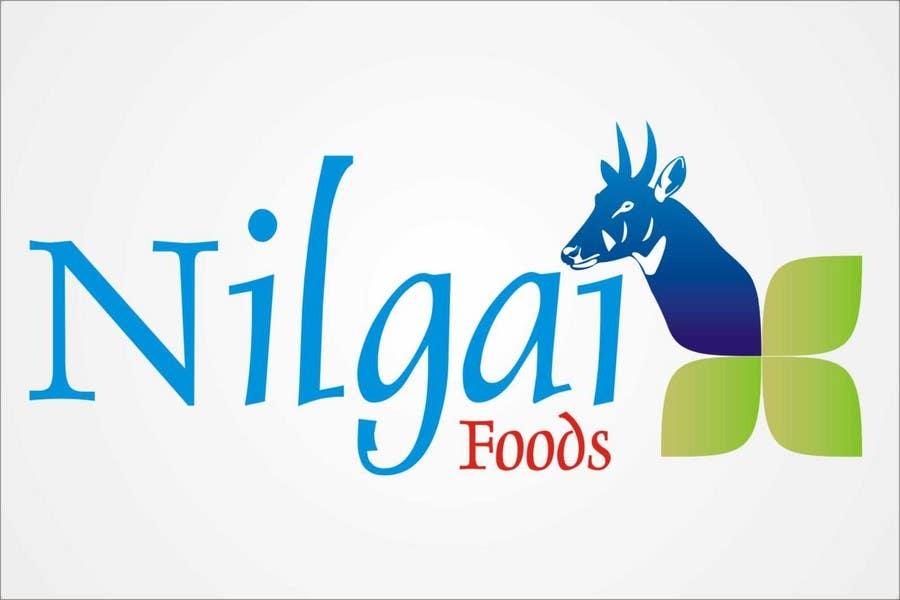 Contest Entry #                                        300                                      for                                         Logo Design for Nilgai Foods