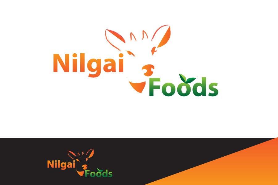 Contest Entry #251 for Logo Design for Nilgai Foods