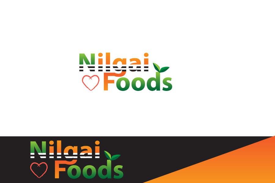Contest Entry #                                        252                                      for                                         Logo Design for Nilgai Foods