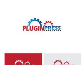 Nro 45 kilpailuun Logo Design for Pluginpressframework.com käyttäjältä nIDEAgfx