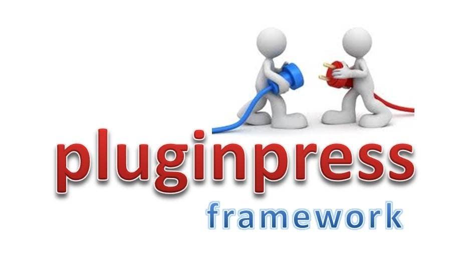 Konkurrenceindlæg #                                        40                                      for                                         Logo Design for Pluginpressframework.com
