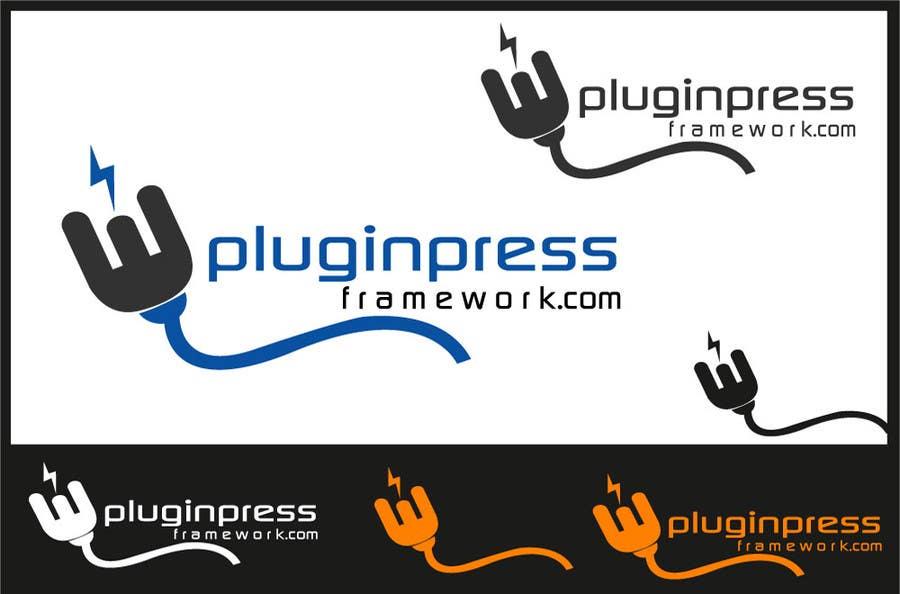 Konkurrenceindlæg #                                        26                                      for                                         Logo Design for Pluginpressframework.com