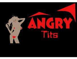 #17 for Logo for Android app AngryTits by kathieturner