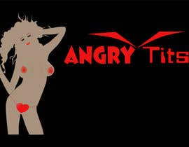 #18 for Logo for Android app AngryTits by kathieturner