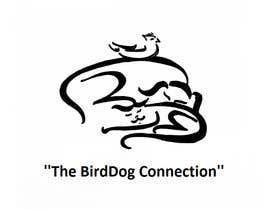 "#24 untuk Design a Logo for ""The BirdDog Connection"" oleh jet12394"