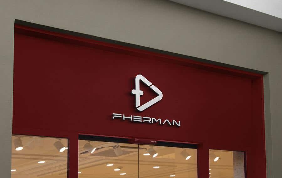 Participación en el concurso Nro.                                        199                                      para                                         Diseño Logo Fherman
