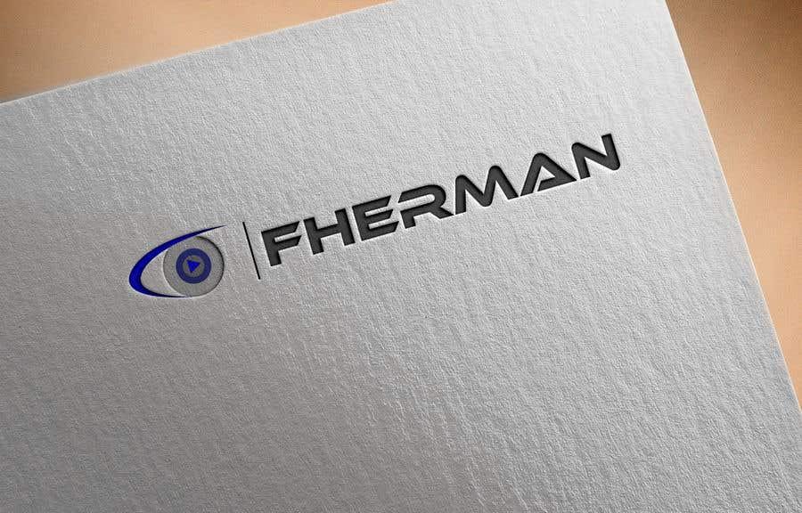 Participación en el concurso Nro.                                        208                                      para                                         Diseño Logo Fherman