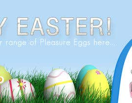 #1 for Design an Easter Promotional Banner for my ADULT website! by onlinesathi