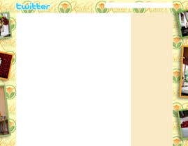 #7 for Graphic Design for Twitter Background by ClementDSign