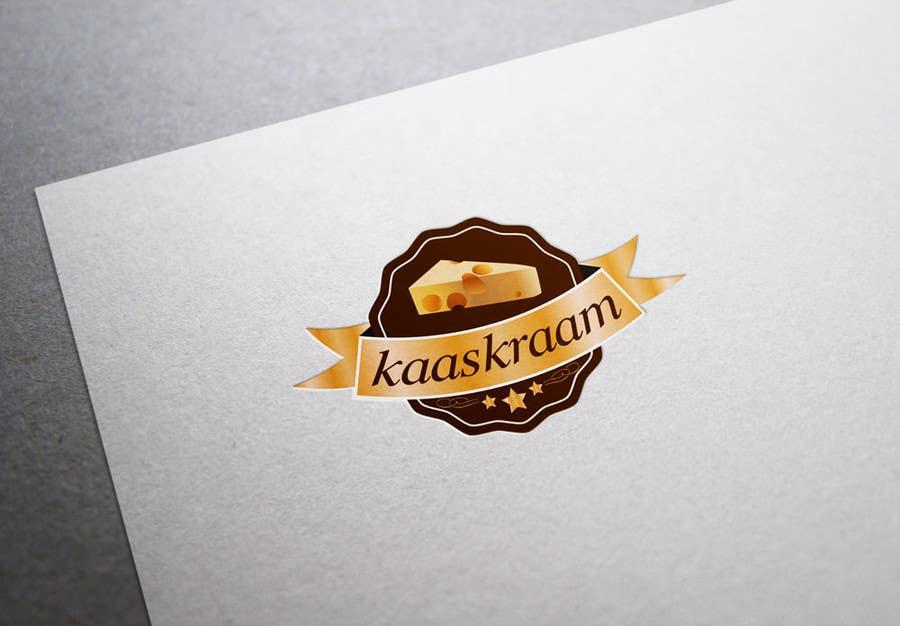 Proposition n°83 du concours Design a Logo for Cheese Webshop KaasKraam