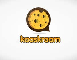 Nambari 38 ya Design a Logo for Cheese Webshop KaasKraam na brookrate