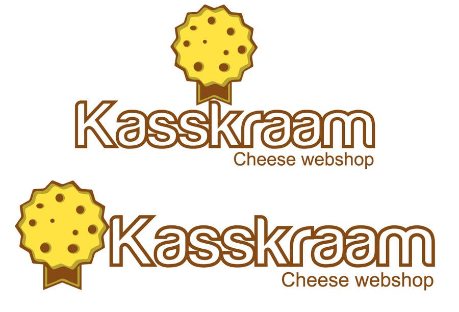 Proposition n°125 du concours Design a Logo for Cheese Webshop KaasKraam