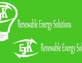 Deign a logo and business card for ejk renewable energy solutions 47 para deign a logo and business card for ejk renewable energy solutions por nurmantg reheart