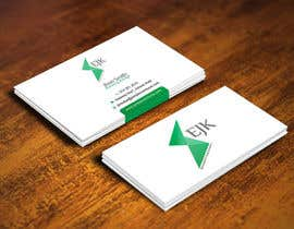 #23 for Deign a Logo and Business Card for EJK Renewable Energy Solutions by gohardecent