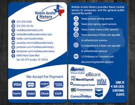 #31 untuk Revamp Existing Business Card Into a Modern Clean Design oleh RERTHUSI