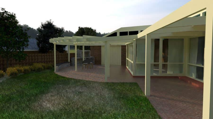 Konkurrenceindlæg #                                        5                                      for                                         Design an outdoor patio