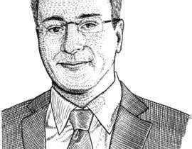 #13 for Create a Stipple Portrait / Wall Street Journal Style Portrait by wulanike