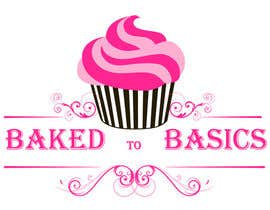 #263 para Design a Logo for B.a.k.e.d to Basics de Awais5864