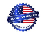 Graphic Design Contest Entry #2 for USA Custom Trailers