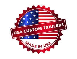 #24 for USA Custom Trailers by georgeecstazy