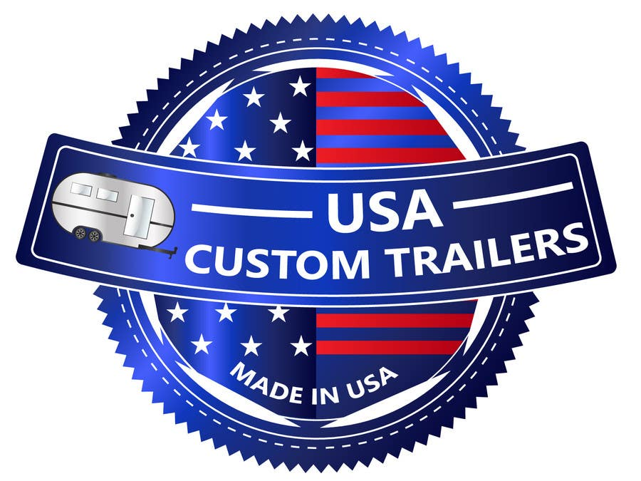 Konkurrenceindlæg #                                        26                                      for                                         USA Custom Trailers