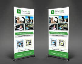 #38 para Design a Popup Banner for Exhibition por jituchoudhary