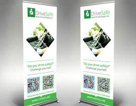 #18 for Design a Popup Banner for Exhibition by HammyHS