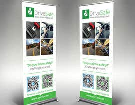 #25 for Design a Popup Banner for Exhibition by HammyHS