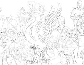 #45 pentru Need a sketch art/photo art/doodle art/ photo collage in sketch de către CibleArts