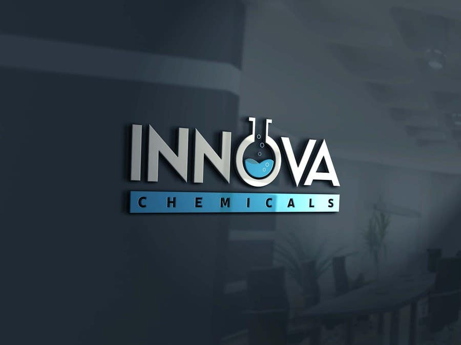 Contest Entry #42 for Design a Logo for INNOVA CHEMICALS