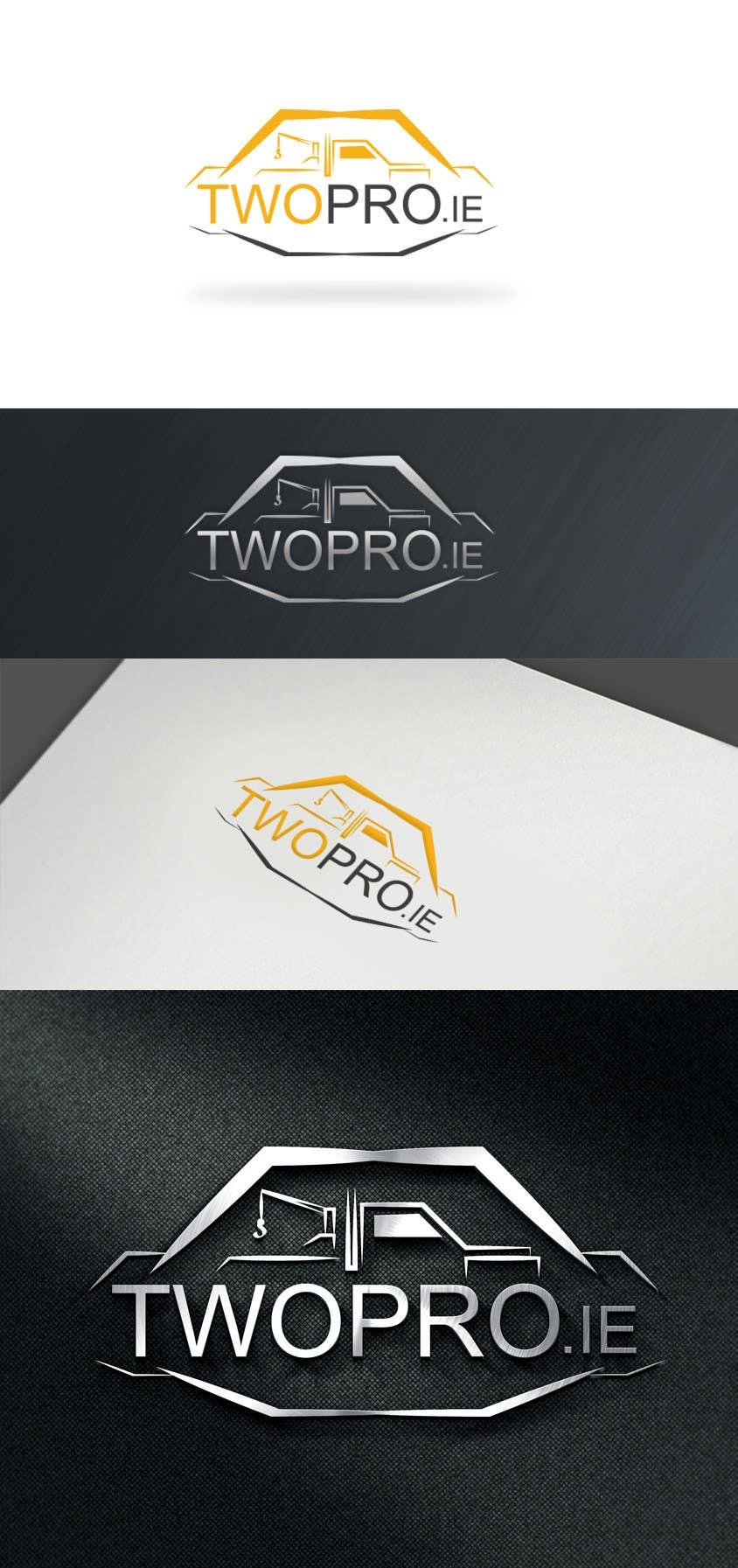 Penyertaan Peraduan #88 untuk Design a Logo for Towing company