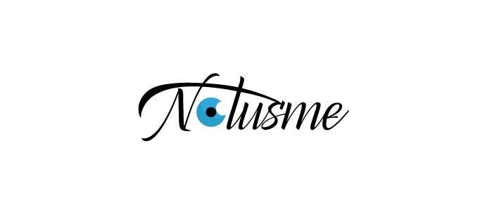 Konkurrenceindlæg #664 for Design a Logo for Notusme Apparel
