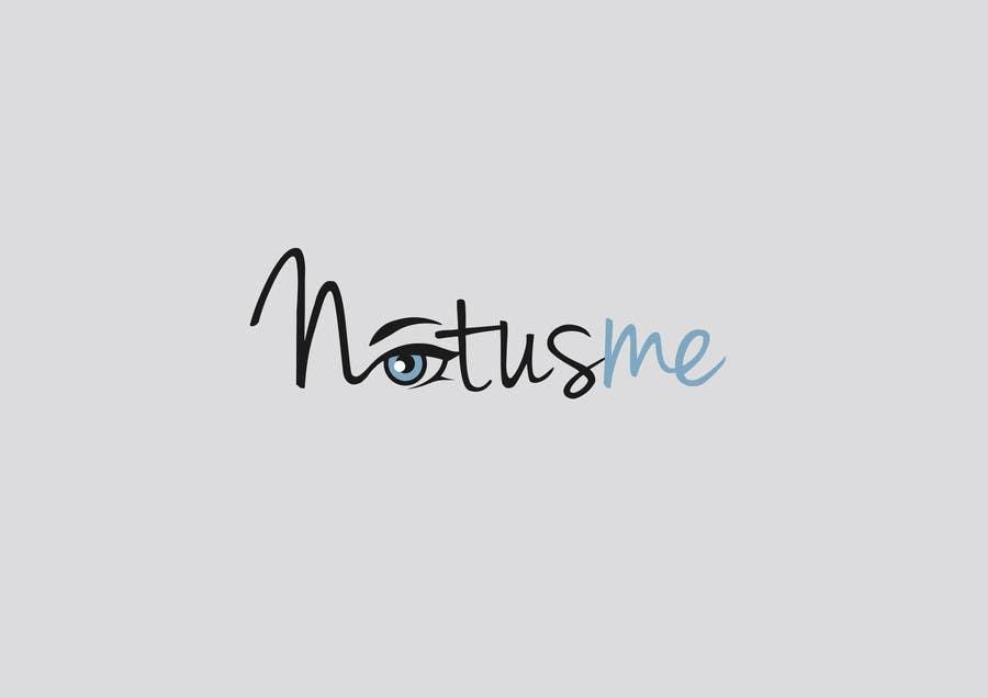 Konkurrenceindlæg #619 for Design a Logo for Notusme Apparel