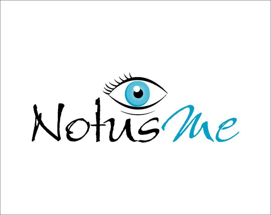 Konkurrenceindlæg #712 for Design a Logo for Notusme Apparel