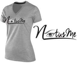 nº 672 pour Design a Logo for Notusme Apparel par WendyRV