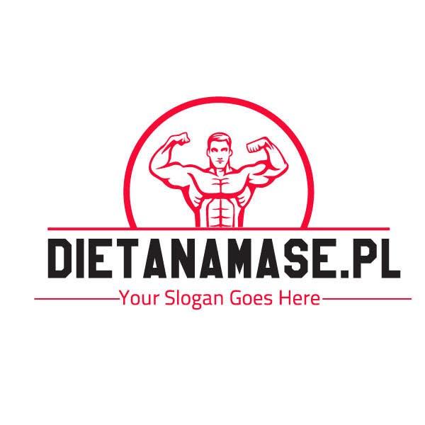 Penyertaan Peraduan #47 untuk logo design for bodybuilding website