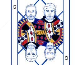 """#90 for Create a """"cartoonized"""" logo (playing cards style) by yirmeaniceto"""