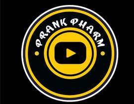 Nro 70 kilpailuun Make a youtube channel logo:   Prank Pharm  (a prank channel) käyttäjältä designservice08