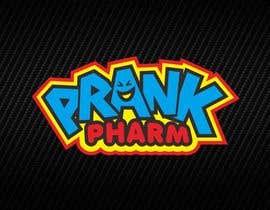 Nro 205 kilpailuun Make a youtube channel logo:   Prank Pharm  (a prank channel) käyttäjältä heryherlambang1