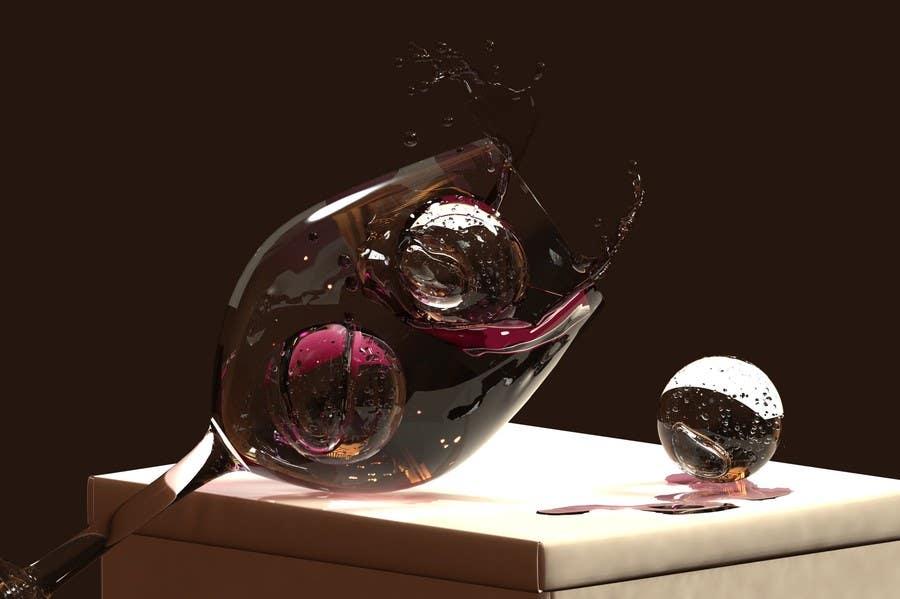 Konkurrenceindlæg #                                        13                                      for                                         Create a capturing illustration of ice balls with splash