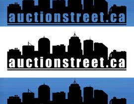#38 for Design a Logo for Auction Street by DoctorRomchik